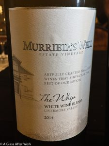 2014 The Whip– At $24, this white wine blend from California will blow you away. It's nicely balanced, easy to drink, and is a perfect pairing option for appetizers, dinner, or just talking with friends and family. Rating: 4 out of 5 | AGlassAfterWork.com