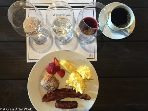 Wine Blogger Breakfast of Champions