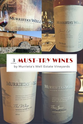 Murrieta's Well Estate Vineyards – Ranging from $24-$30, these 3 wines from the Livermore Valley in California are all small production and absolutely delicious. There was one rosé wine, one white wine, and one red wines, and none of them should missed. Cheers! | AGlassAfterWork.com