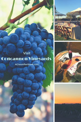 Pictures and details of my visit to Concannon Vineyards in the Livermore Valley Country in California.