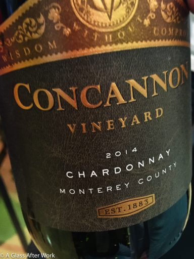 2014 Concannon Vineyard Chardonnay – At $18, this California white wine is very smooth and is a perfect food wine. Rating: 3.5 out 5 | AGlassAfterWork.com