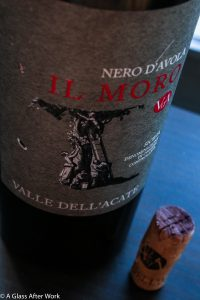 """2013 Valle Dell'Acate """"Il Moro"""" Nero d'Avola - This $17 red wine from Italy is a little sharp to drink on its own, but it pairs beautifully with some homemade Italian cooking or a traditional Thanksgiving dinner. Rating: 3.5 out 5 