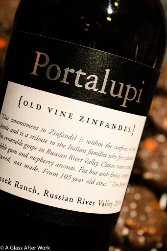 2014 Portalupi Dolinsek Ranch Old Vine Zinfandel – This $48 red wine from California lingers in the mouth, get more and more flavorful as time passes. It's a wine meant for enjoying over a leisurely feast with family and friends. Rating: 4.5 out of 5. | AGlassAfterWork.com