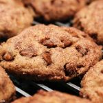 Pumpkin Cinnamon Chip Cookies – These easy-to-make drop cookies are like biting into a piece of fall. The cinnamon chips intensify the baking spice flavors without overwhelming the pumpkin, making for a tasty fall treat. | AGlassAfterWork.com