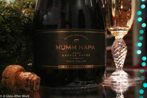 2007 Mumm Grande Année – At $64, it can be hard to justify the price, but this sparkling wine from California is a special one and worth the splurge. It's the right balance of flirty and serious, of flavor and bubbles. This bubbly is a beautiful sipper that can be enjoyed on its own over intimate conversation or with a romantic, candlelit dinner. Rating 4.5 out of 5 | AGlassAfterWork.com