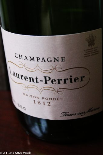Laurent-Perrier Demi-Sec – At $40, this Champagne from France dances in the glass and in your mouth.  The cost makes it a more of a splurge, but the beautiful flavors, and food-friendliness can't help but bring a smile to your face. Rating: 4 out of 5 | AGlassAfterWork.com