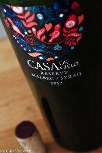 Casa De Cielo Reserve Malbec/Syrah – At $10, this kosher red wine is from Chile and has a quality/price ratio that would be difficult to match. It is a beautiful medium-bodied, well-balanced that is enjoyable on its own or perfect with a grilled London broil and polenta fries. Rating: 4 out of 5 | AGlassAfterWork.com
